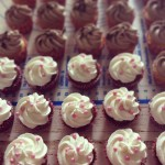 Brown&white #cupcakes #pasticcioni #party #birthday #chocolate  #vanilla #igers #igbergamo