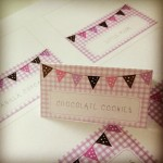 Sweet table label #label #sweettable #pasticcioni #graphicdesign #cute #instagood #instamood #igers #photoftheday #igbergamo