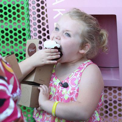 bancomat cupcake