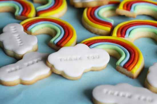 biscotti arcobaleno rainbow cookies