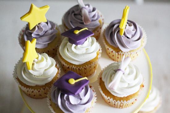 laurea cupcakes