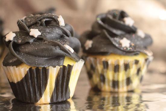 cupcakes liquirizia liquorice