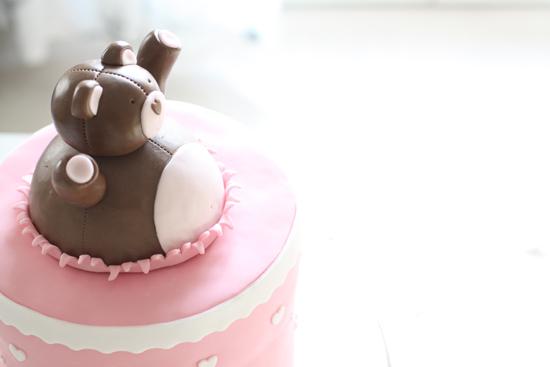 cookies cupcake cake bear