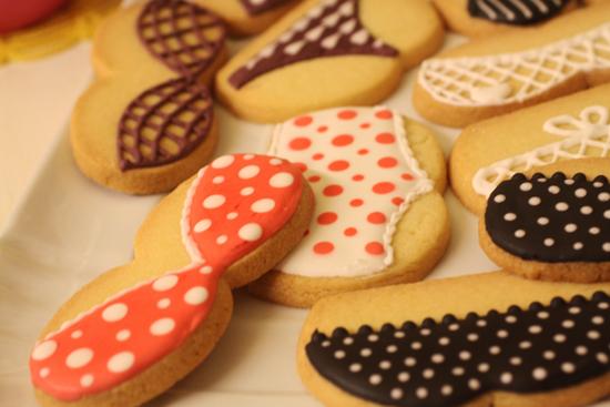 cookie biscotti pasta frolla liungerie sexy addio nubilato
