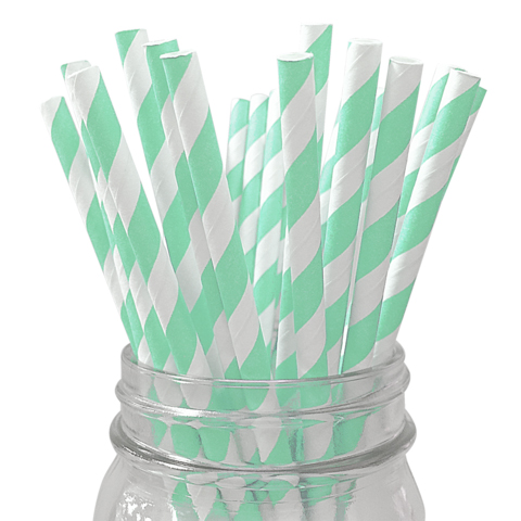 childrens-birthday-party-supplies-table-decoration-aqua-white-striped-straws