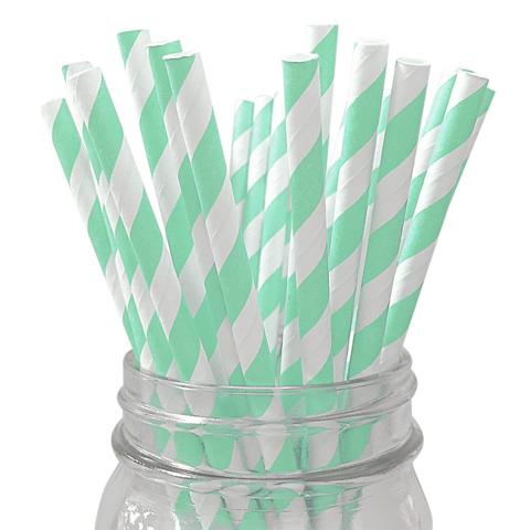 childrens-birthday-party-supplies-table-decoration-aqua-white-striped-straws